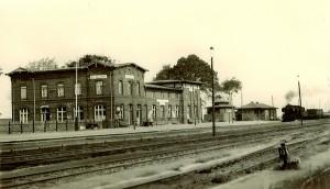 Bahnhof 1962