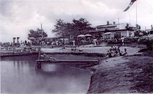 Badeanstalt 1936