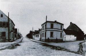 Magdeburger Weg, Ecke Karlstraße