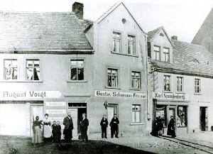 Magdeburg-Leipziger Straße  um 1900